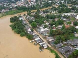 Rio Acre volta a baixar na capital, mas vazante afeta interior