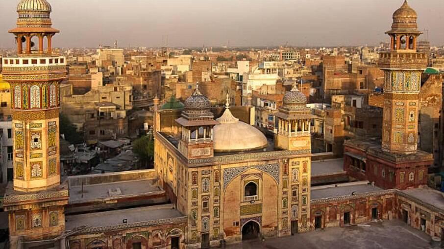Monumento do Paquistão Islambad
