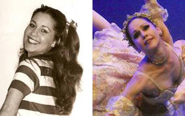 Áurea Figueiredo saiu do 'Cassino do Chacrinha' em 1984 para seguir seu sonho de ser bailarina clássica. Até hoje a ex-dançarina se apresenta