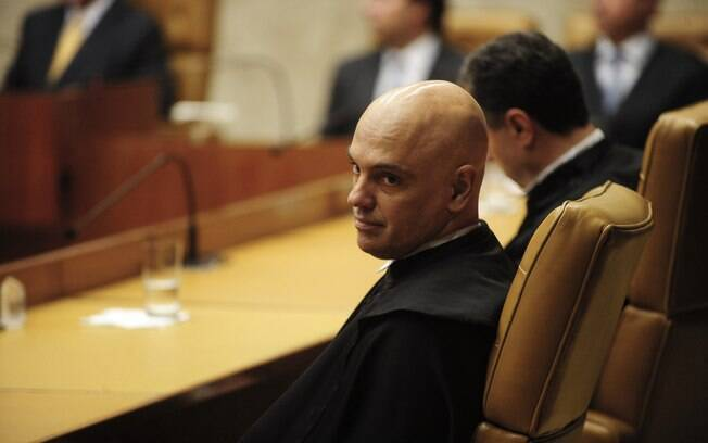 Alexandre de Moraes é relator do inquérito que apura fake news contra ministros do STF