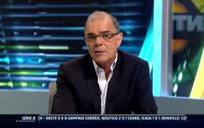 Paulo Lima, comentarista da Fox Sports