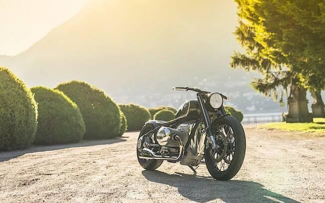 BMW Motorrad R18 ainda é um protótipo, mas logo deverá começar a ser fabricada em série