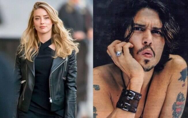 Jhonny Depp e Amber Heard