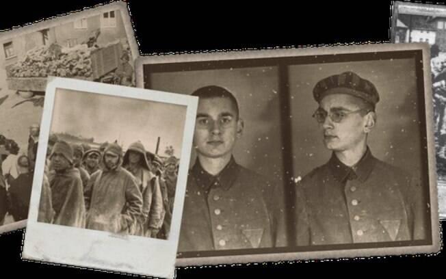 Fotos do museu alemão de Auschwitz-Birkenau