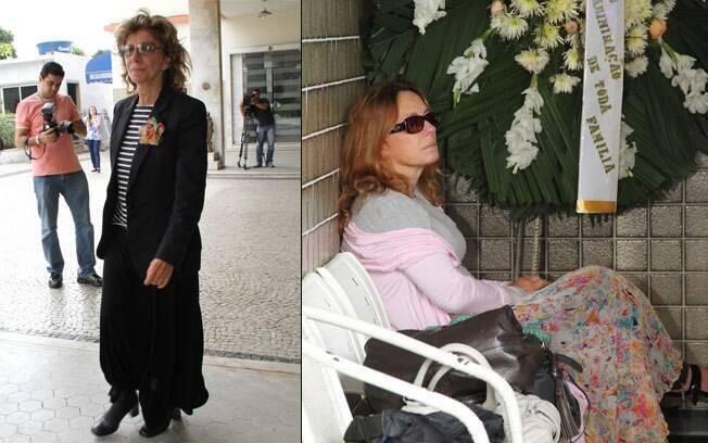 Marília Pêra e Maria Zilda choram a perda do amigo Ítalo Rossi