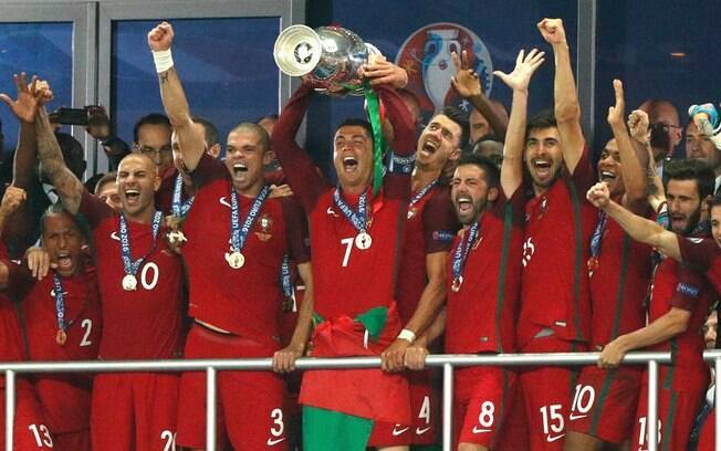 Portugal é campeão da Euro 2016