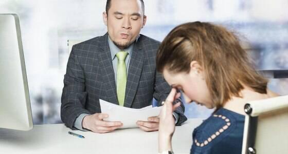 11 frases que você nunca deve dizer no trabalho