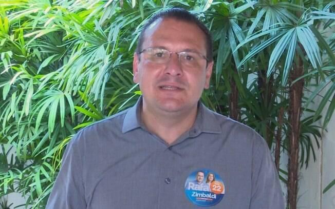 Rafa Zimbaldi agradece os votos e diz ser mudança necessária