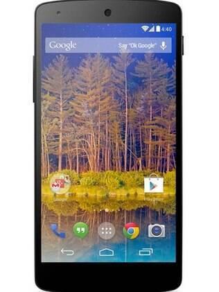 Nexus 5 é fabricado pela LG