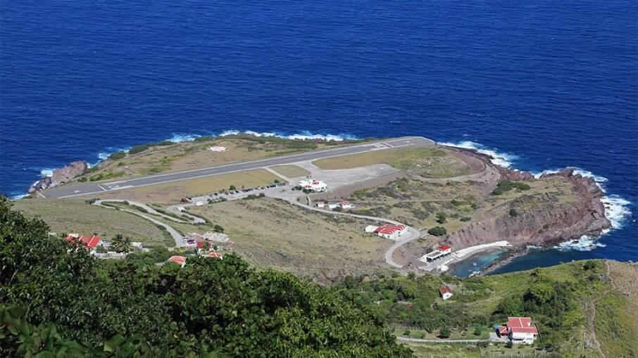 Saiba mais sobre o Aeroporto Saba