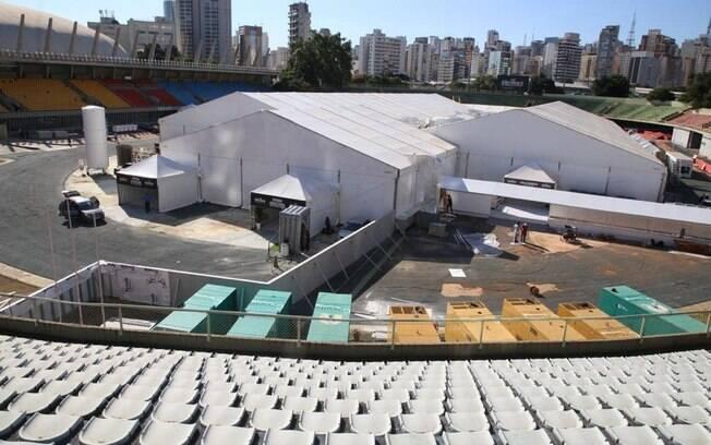 No município de São Paulo, ocupação dos leitos de UTI já está em 91%