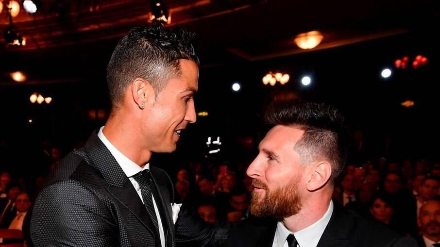 Cristiano Ronaldo e Lionel Messi cobram 'fortuna' por publicação no Instagram
