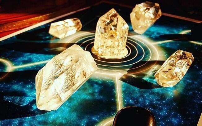 Cura Multidimensional Cristalina