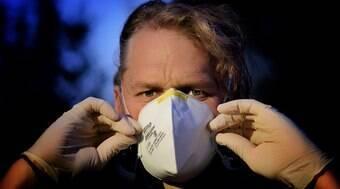 Eficácia de máscaras de algodão varia entre 20% e 60%
