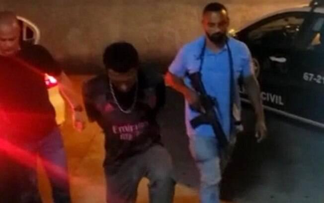 Após prisão, Luiz Silas foi encaminhado para a 31ª DP