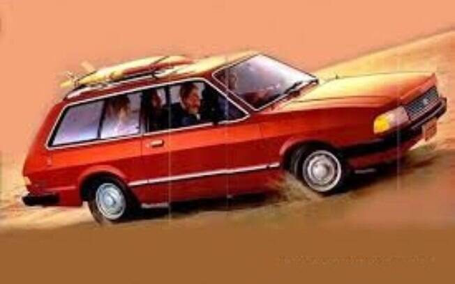 A Ford Belina 4x4 costumava apresentar problemas na tração integral, com apenas 10 mil quilômetros rodados
