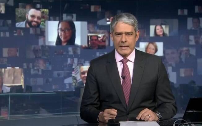 Telejornais da Globo perdem audiência