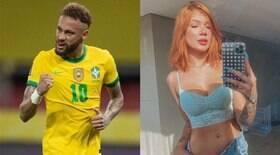 Neymar e funkeira tornam público affair entre os dois