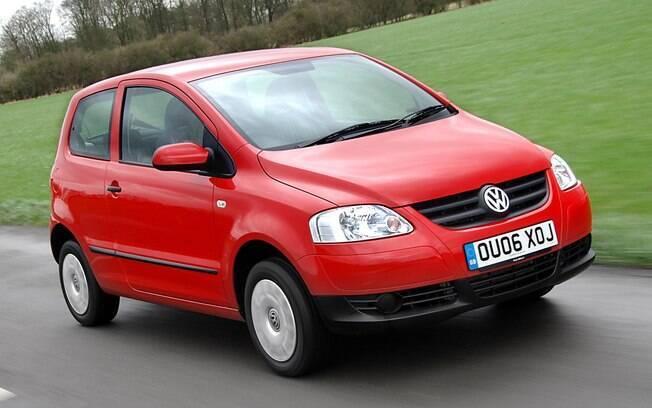 O CEO da Volkswagen enxergou no Fox uma possibilidade para substituir o Lupo no mercado europeu