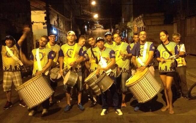 Imagem do bloco BATUQ Do Glicério