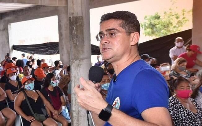 David Almeida foi eleito prefeito de Manaus com 51,27% dos votos