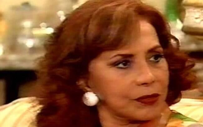 Anabel (Arlete Salles), a heroína almodovariana de