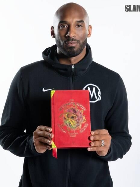Kobe Bryant terá livro de fantasia lançado no meio de 2019