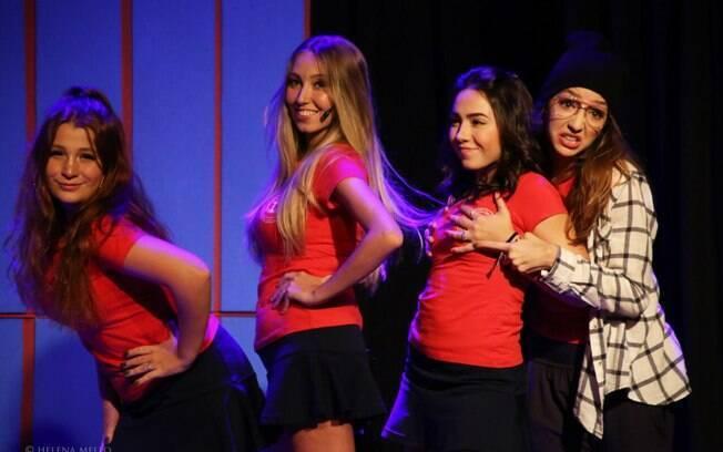 O musical conta com elenco e produção jovens e é um espetáculo independente