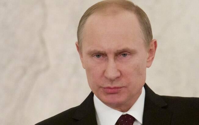 'Quanto menos agressão houver sobre o tema (direitos gays) dos dois lados, melhor', disse Putin