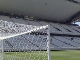Traves deixam o Itaquerão com cara de estádio e aumentam ansiedade para a Copa do Mundo
