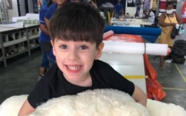 Reclamação aconteceu cerca de um mês antes da morte do menino