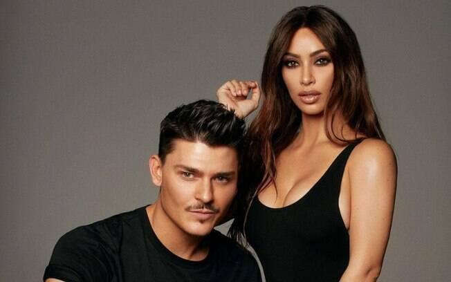 Mario Dedivanovic é bastante conhecido por trabalhar com Kim Kardashian e dar dicas, como essa para ter a pele perfeita