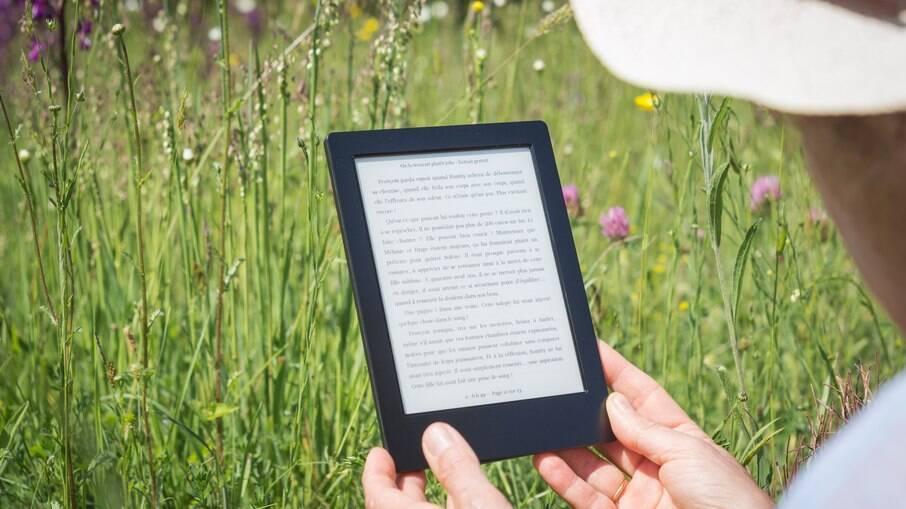 Livros estão com descontos especiais na Amazon