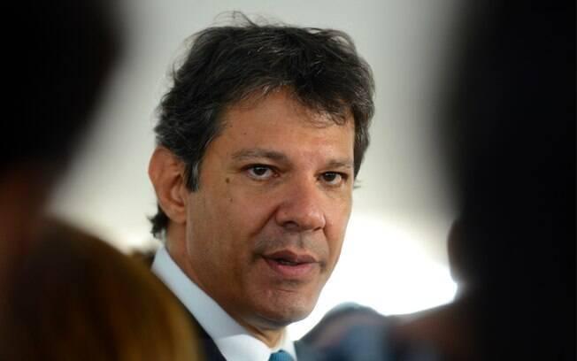 Haddad virou réu em 2018