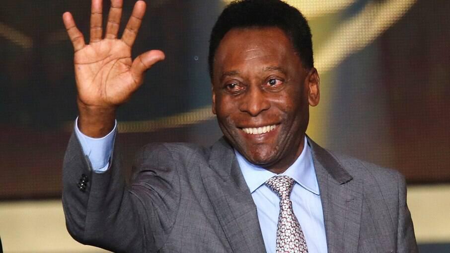Documentário sobre Pelé vai ao ar na Netflix