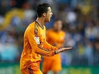 Mantendo a tradição, Cristiano Ronaldo comemora mais um gol na temporada