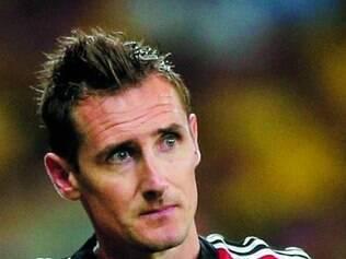 Klose entrará em campo como maior artilheiro em Mundiais