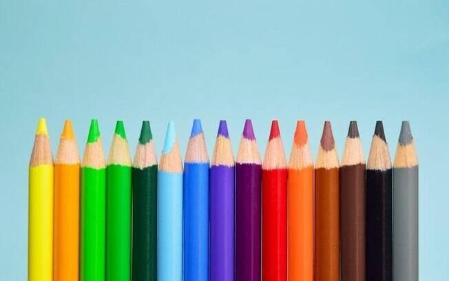 Saiba as cores que representam o poder do seu signo