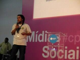 Anderson Fer explicou a importância da interação entre TVs e redes sociais