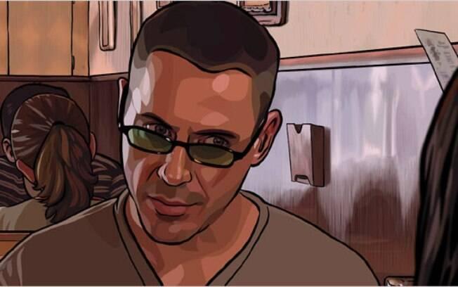 Imagem do filme 'O Homem Duplo' (2006). Foto: Divulgação