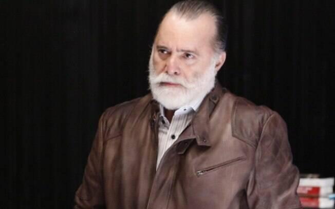 Tony Ramos é além de ator, filósofo formado pela USP