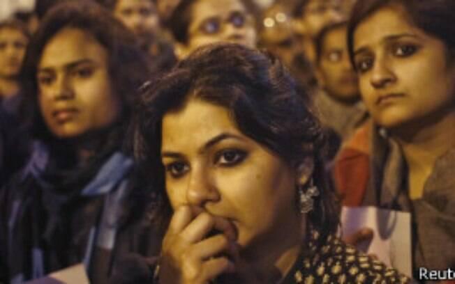 Índia: mulheres são vendidas, casam-se a partir dos 10 anos e sofrem violência doméstica. Casos de queimaduras e trabalho escravo são comuns. Foto: Reuters