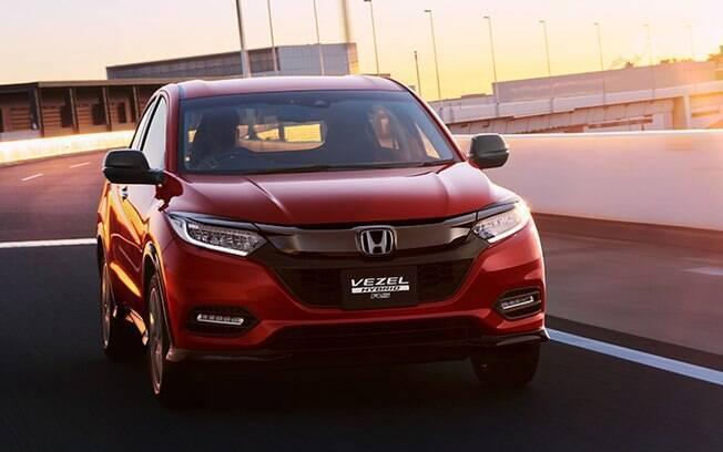 Honda HR-V:Este sim é o HR-V que deve retomar o ranking com força total, com previsão de chegar apenas no 2º semestre