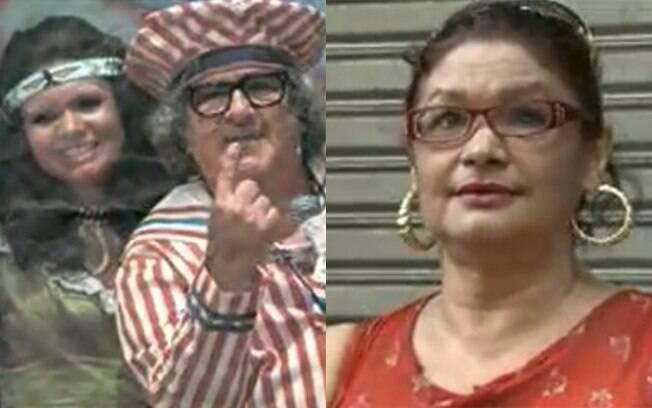 Lucinha Apache, famosa por ter namorado Garrincha, perdeu a visão por conta de diabetes, doença que a matou em 2010, aos 59 anos