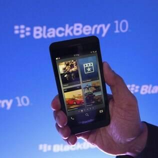 Sistema operacional dos aparelhos BlackBerry foi o que mais caiu em 2013
