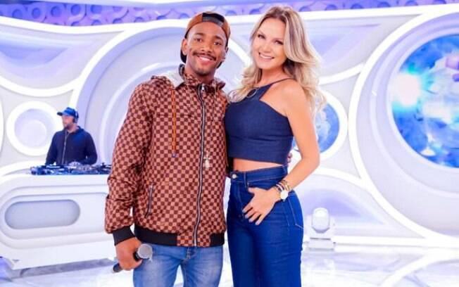 Nego do Borel abre o coração no programa Eliana deste domingo (8)