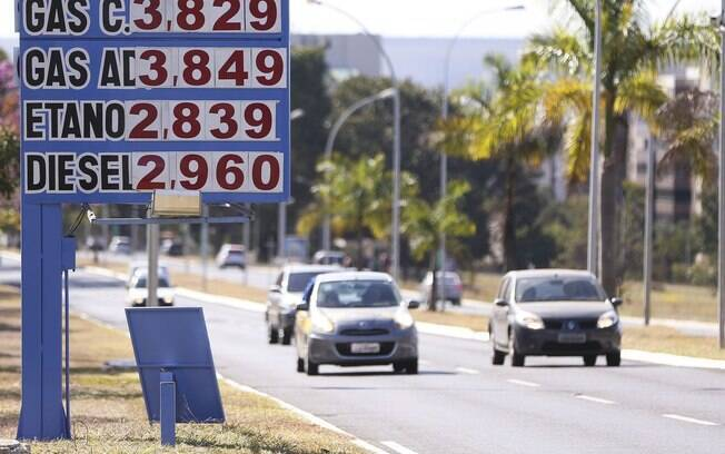 Antes da mudança, Petrobras só podia modificar o preço dos combustíveis em um período não inferior a 15 dias