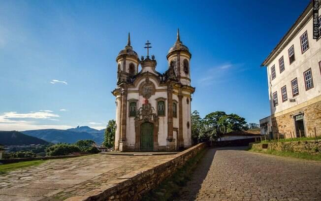 Igreja São Francisco de Assis, Ouro Preto