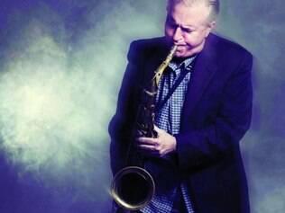 Lenda. Scott Hamilton, um dos saxofonistas mais requisitados do mundo, faz show neste sábado