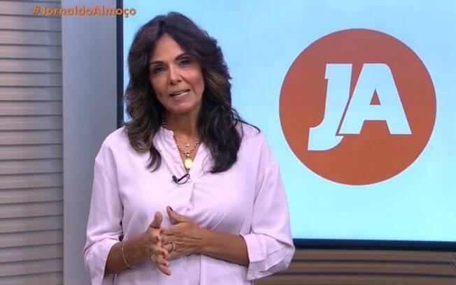 Jornalista Cristina Ranzolin revela câncer de mama ao vivo